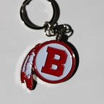Barnstable High School Key Chain Charms