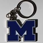 Mashpee High School Key Chain Charms