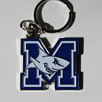 Monomoy High School Key Chain Charms