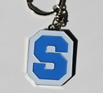 Sandwich High School Key Chain Charms